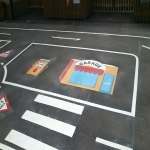 Creative Play Area Markings in Craigavon 10