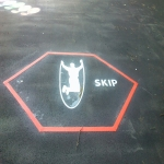 School Play Area Paint in Abbotswood 10