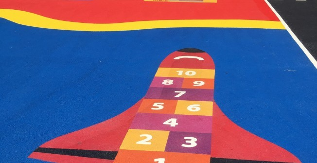 Durable Play Area Paint in Ceredigion