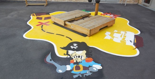 Play Flooring Designs in The Vale of Glamorgan